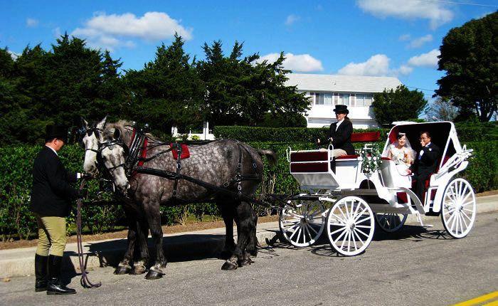 Tmx 1373466627147 Carriagepage Newport, Rhode Island wedding transportation