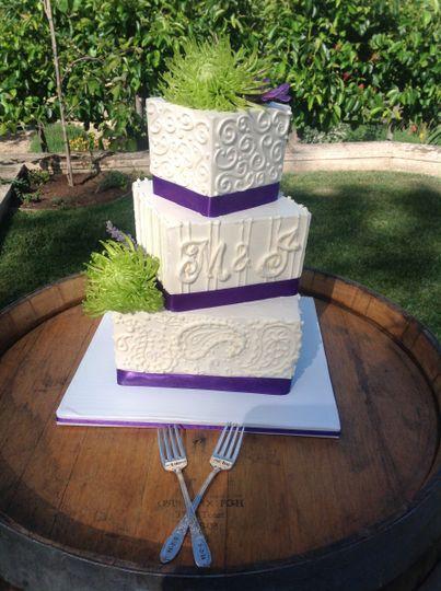 Sqare cake