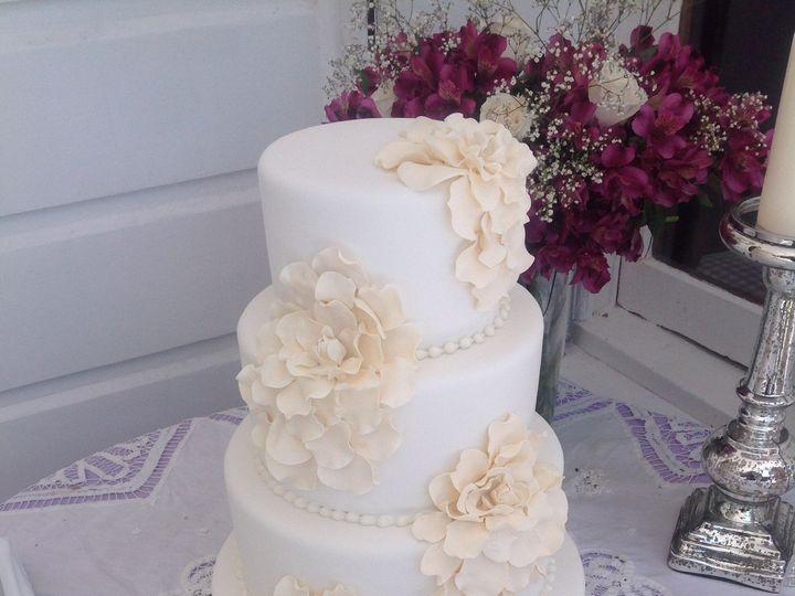 Tmx 1443033451548 01a8305d9c798222742221212a3b85333b10b429e2 Santa Rosa, California wedding cake