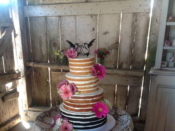 Tmx 1443033942725 Img0360 Santa Rosa, California wedding cake