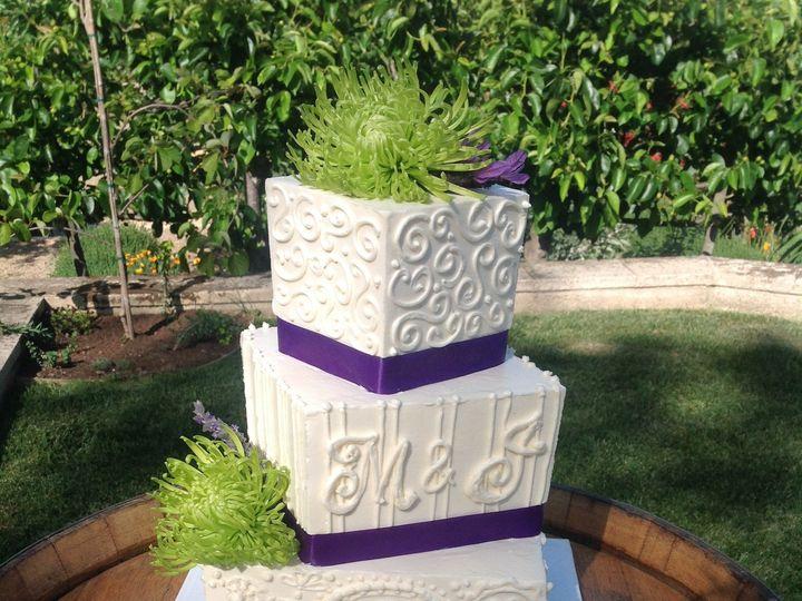 Tmx 1443034087548 Img0326 Santa Rosa, California wedding cake