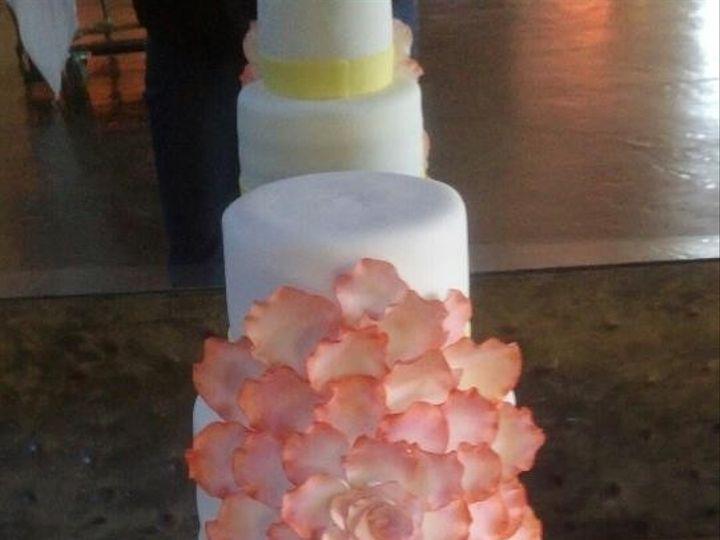 Tmx 1443035790736 Hans Faden Cake Santa Rosa, California wedding cake