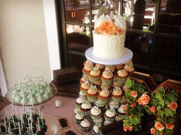 Tmx 1443037840634 016434a2cc52ad1bd3cfaea17ed78bcb6bad049ae9 Santa Rosa, California wedding cake