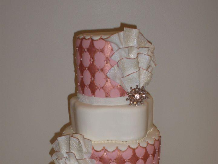 Tmx 1443039814888 P8270421 Santa Rosa, California wedding cake