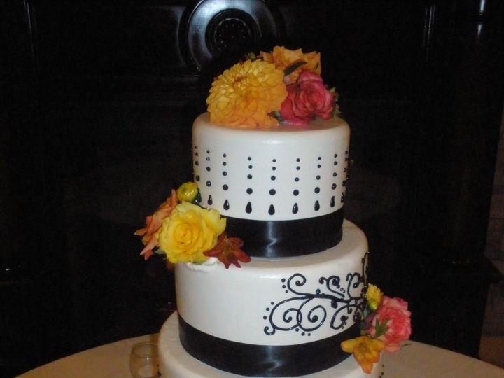Tmx 1443040422187 P9170457 Santa Rosa, California wedding cake
