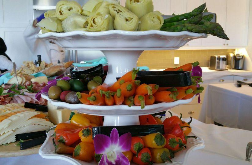 Veggie Hors D'oeuvres