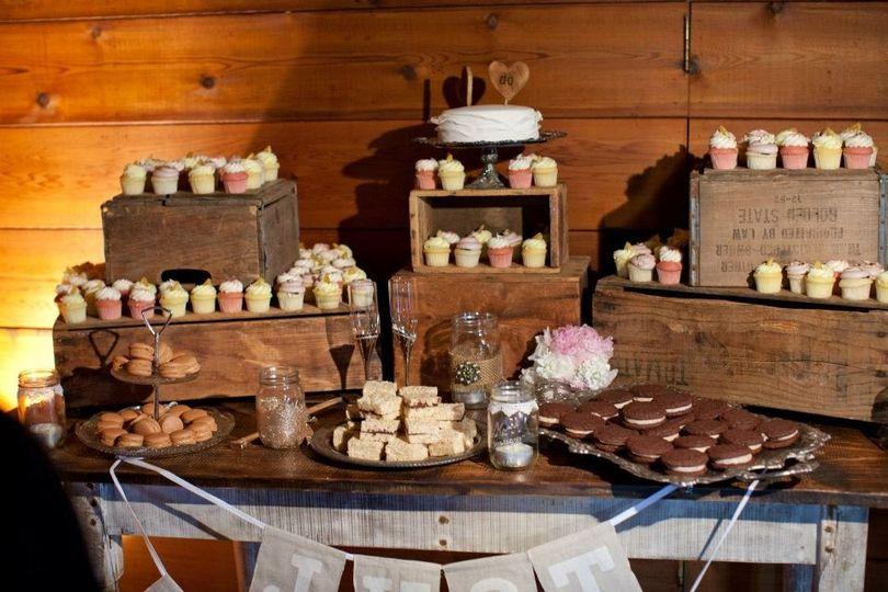 Sift Dessert Bar - Wedding Cake - Santa Rosa, CA - WeddingWire