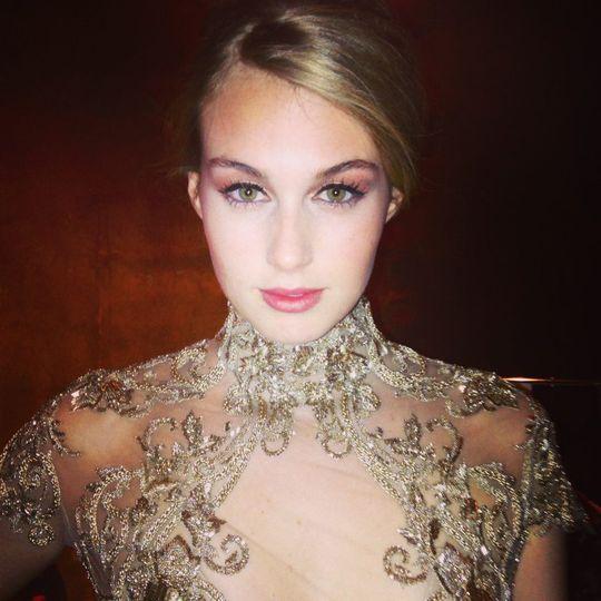 Irene Kyranis makeup