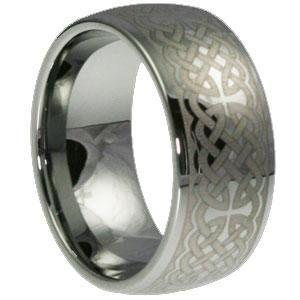 Crux Tungsten Carbide Ring