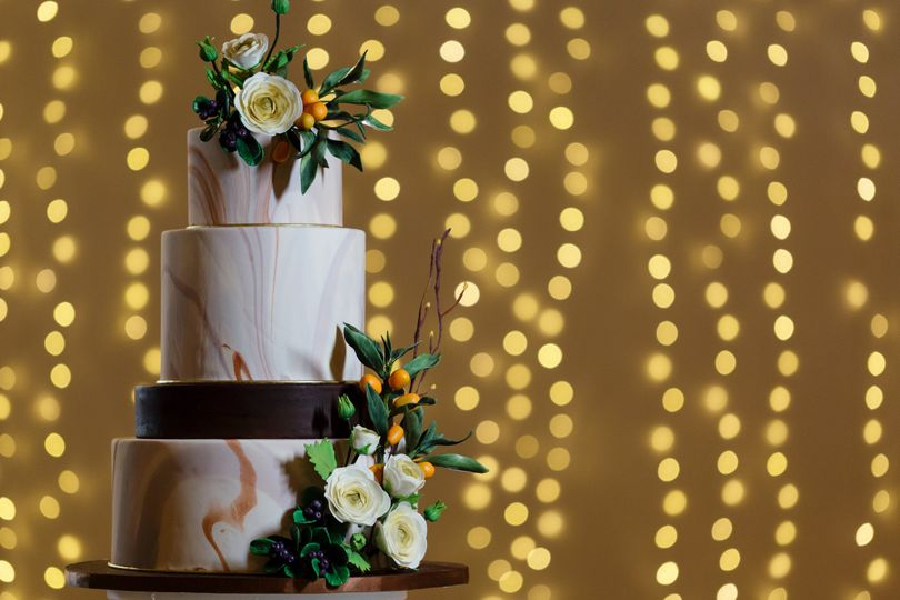 Wedding cake | Killer Creations Photography