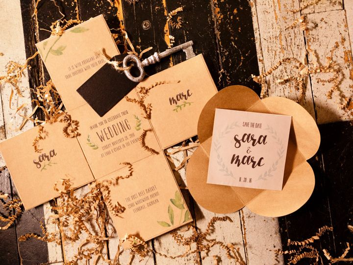 Tmx 1486922540521 Rust Belt Styled Shoot 80 Ferndale, MI wedding venue