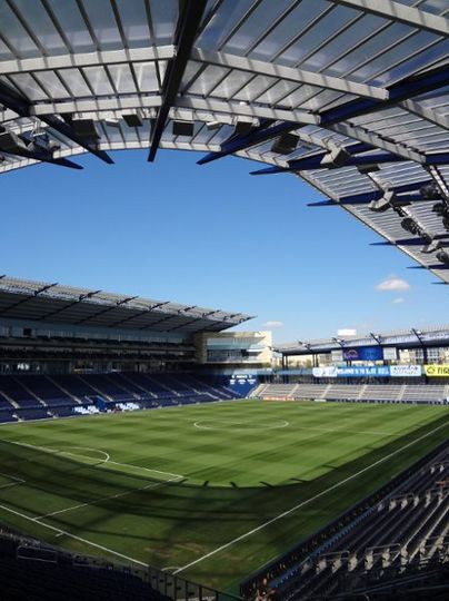 LIVESTRONG Sporting Park - Home of Sporting KC