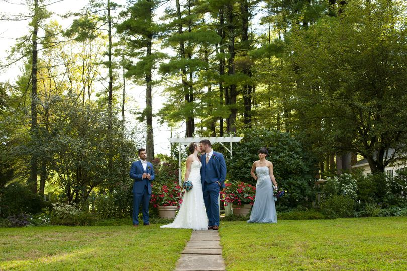 Gated Garden Ceremony