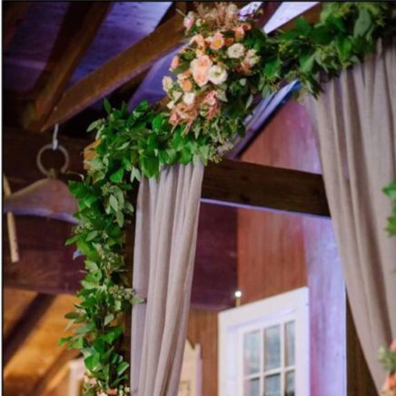 Tmx Rustic Wood Arbor Indoor Stylized 51 1869927 1565701229 Barnegat, NJ wedding eventproduction