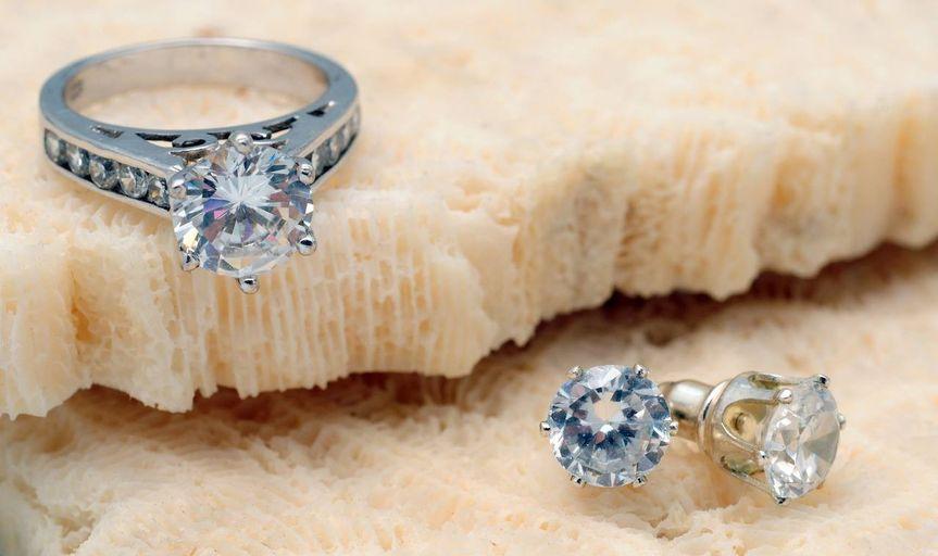 Radiant jewelry