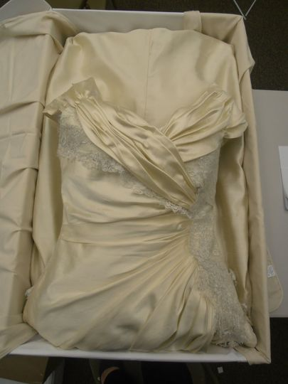 Gown preservation