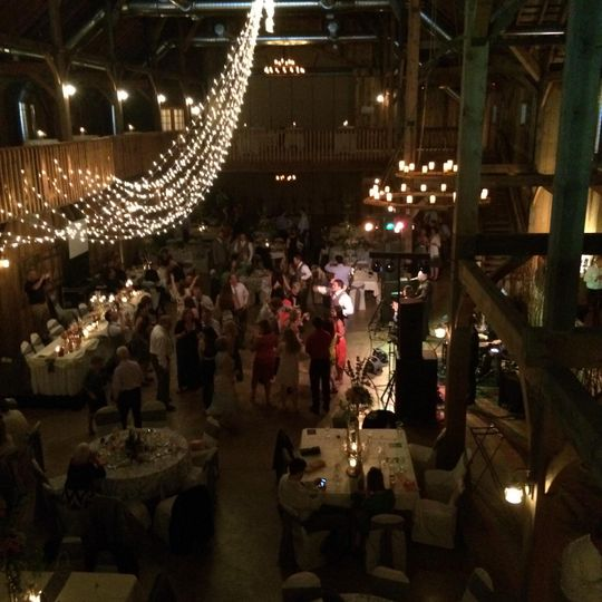 Live Acoustic Barn Wedding