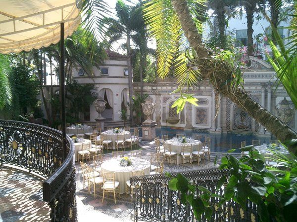 Versace Mansion Event