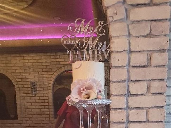 Tmx Elegant Champagn Glass Wedding Cake 51 1901037 158032399366842 Brooklyn, NY wedding cake