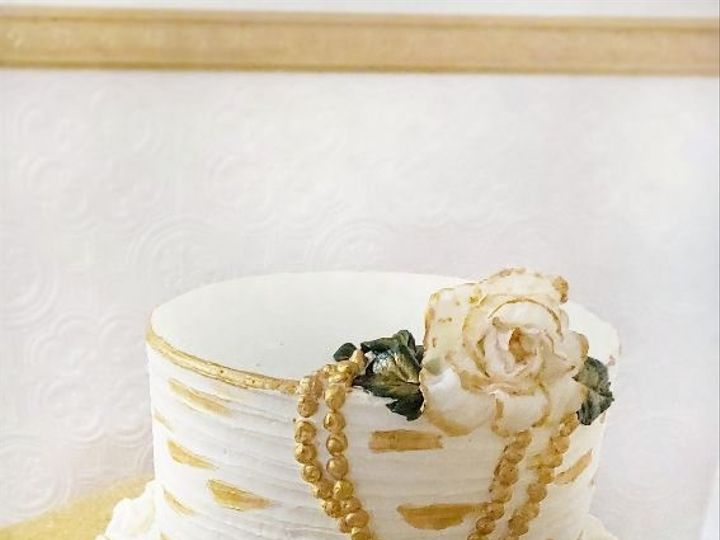 Tmx Glam 70 Birthday Cake 51 1901037 158032431786782 Brooklyn, NY wedding cake