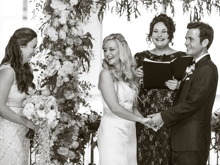 Tmx 1501271841230 324 Courtney  Matthew Wedding New York, NY wedding officiant