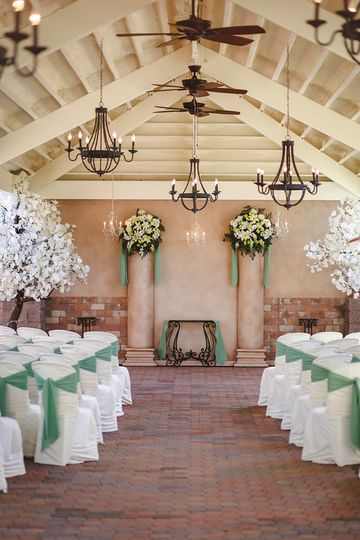 Antique Wedding House