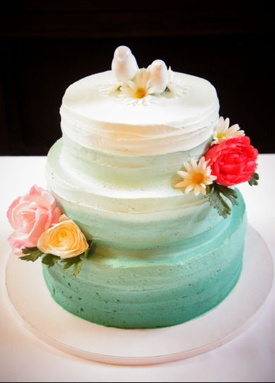 mint ombre cake3