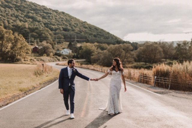 Catskills Boho Wedding