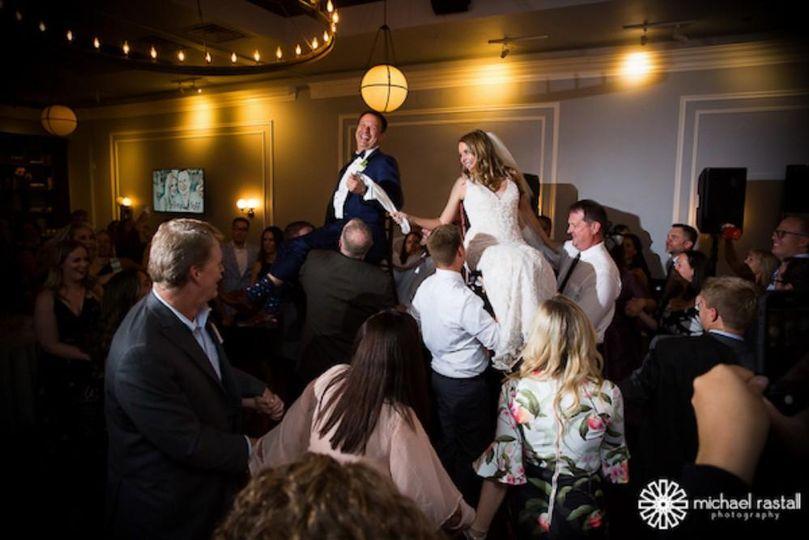Evanston brunch wedding
