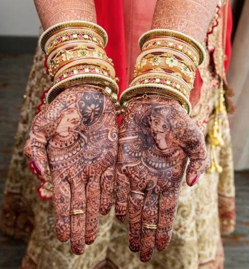 Chicago Wedding Henna