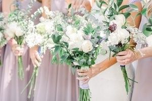 Handpicked bouquets