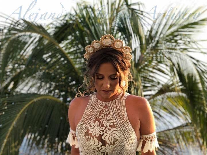 Tmx Beach Bride 51 1069037 157483472773771 Bahias De Huatulco, MX wedding beauty