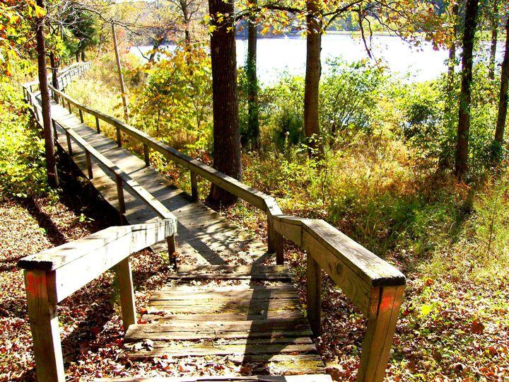 chickasaw trail fall