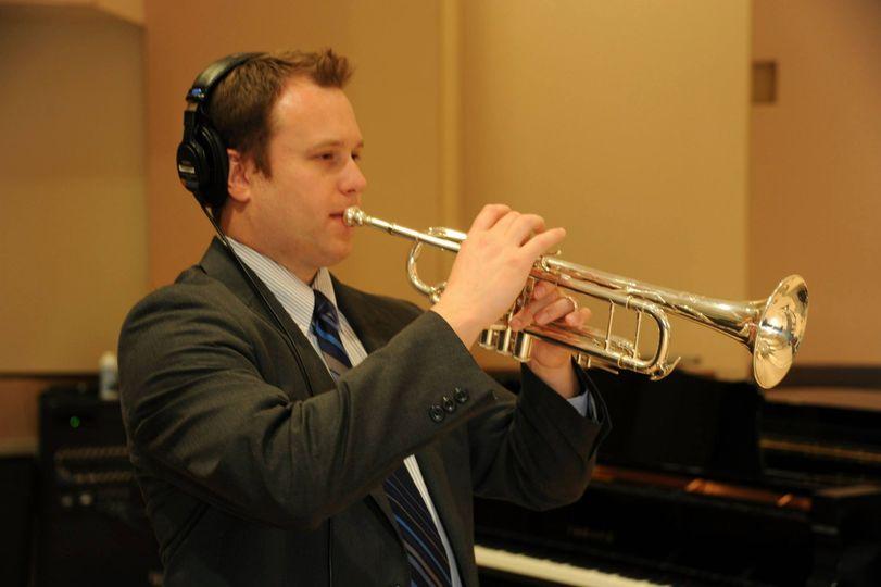 Trumpet in the studio