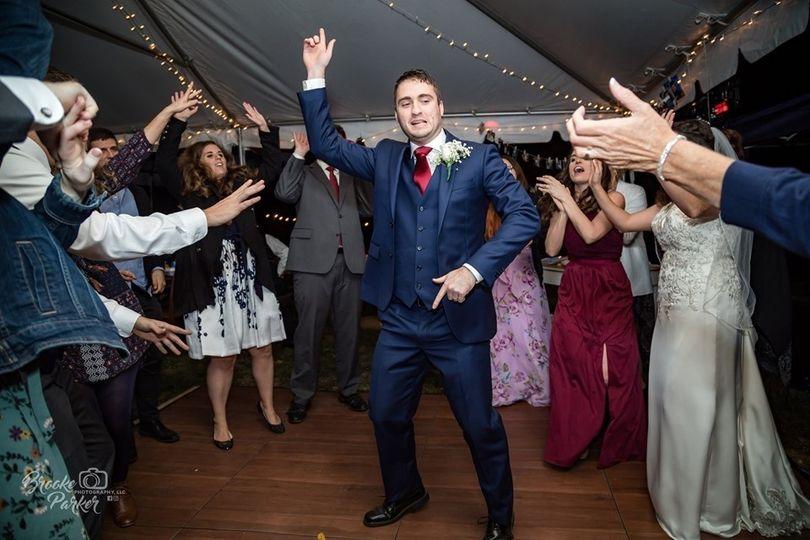 The Rayburn Wedding