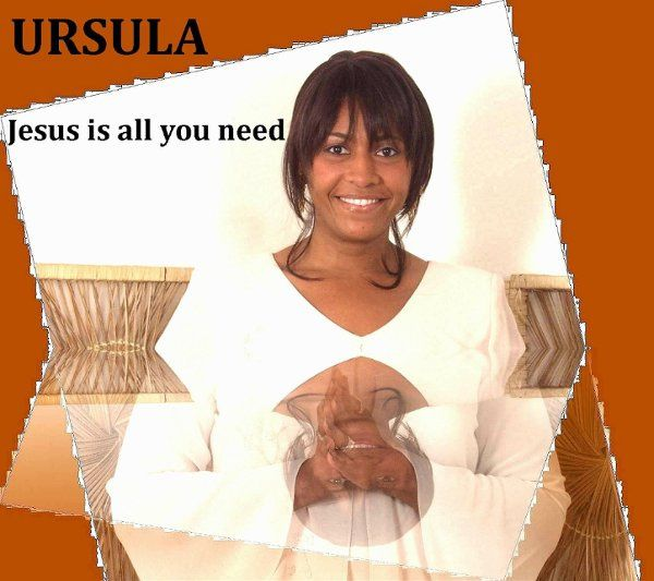 "Singer- Ursula Walker-Brown Cd Single ""Jesus is All You Need"""