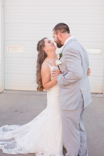 The Hudson wedding