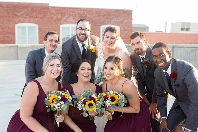 Old Town Hotel wedding