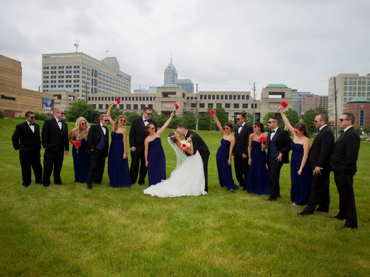Tmx 1508430864901 Wedding031 Indianapolis, IN wedding photography