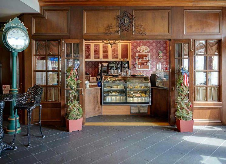 Plaza Point Coffee Shoppe