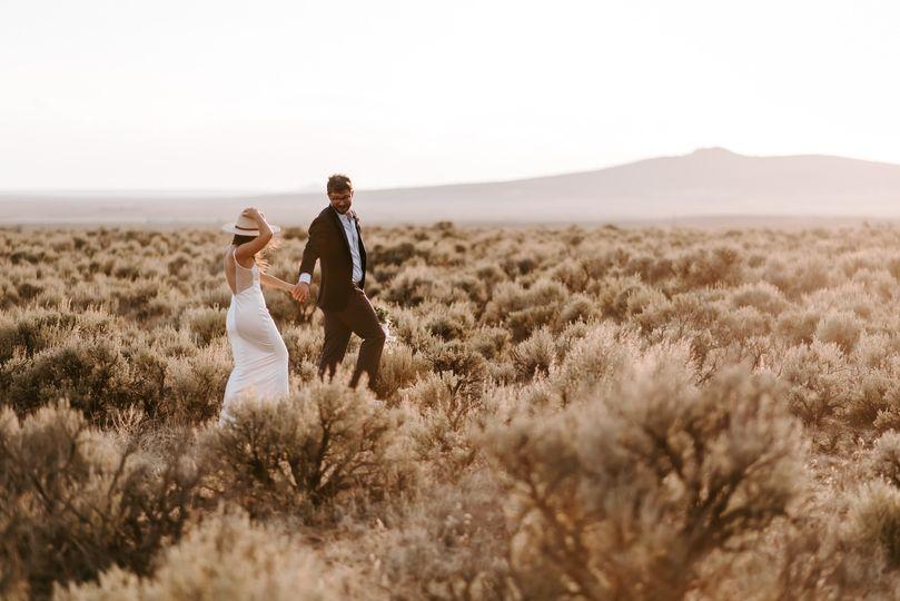 Taos elopement