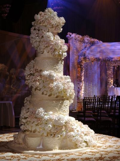 New York Wedding Cakes Sylvia