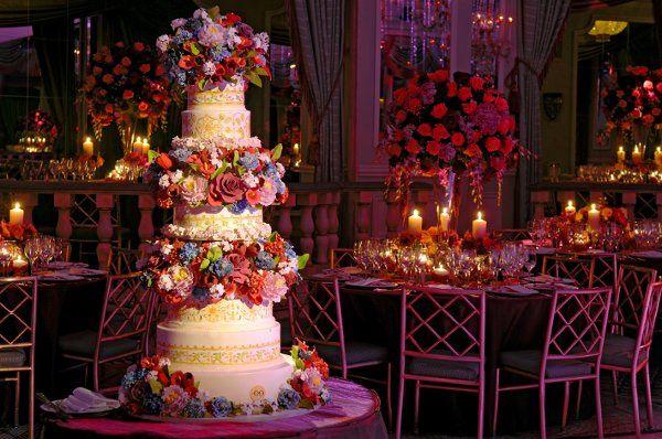 Sylvia Weinstock Cakes - Wedding Cake - New York, NY - WeddingWire