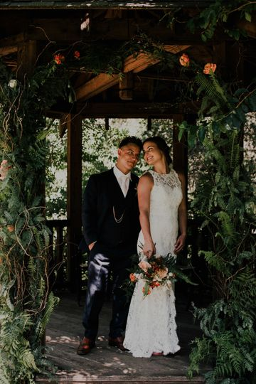 Aly & Liam - Santa Cruz CA