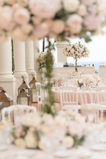 Monaco wedding