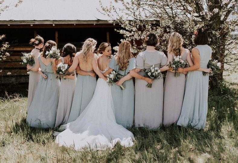 Missoula Winery Wedding