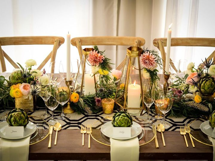 Tmx 1452797803701 Crossback Chairs With Farm Table Miami, FL wedding rental