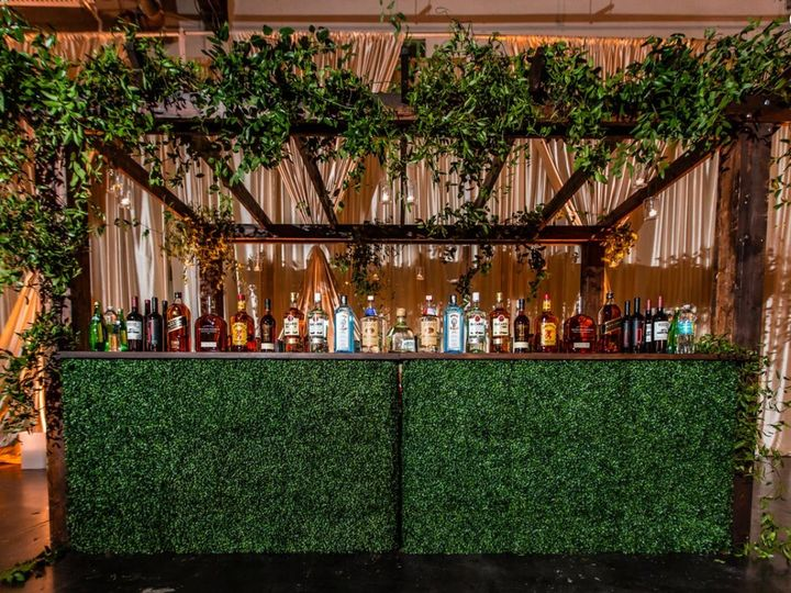 Tmx Boxwood Bar 8ft 51 125137 159345967170567 Miami, FL wedding rental