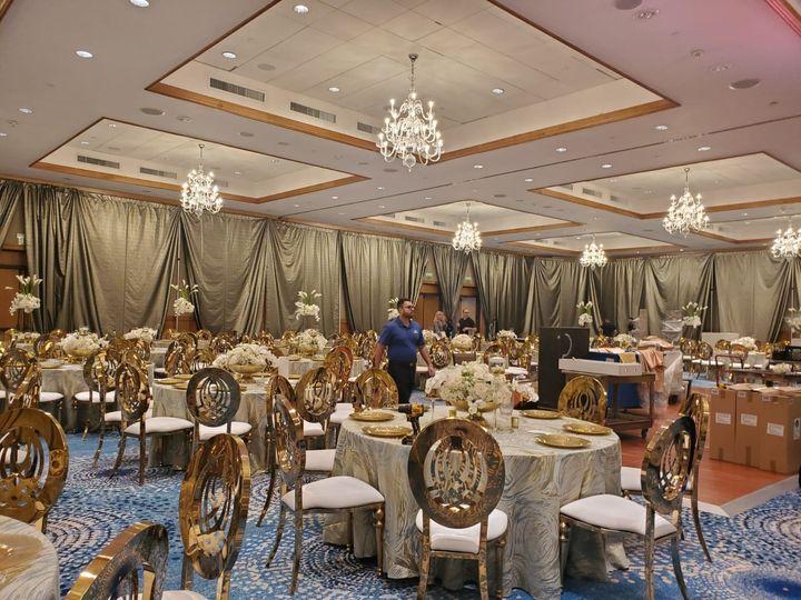 Tmx Diana Gold Chairs On Set Up 51 125137 159345980837155 Miami, FL wedding rental