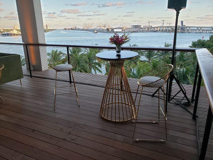 Tmx Monarch Barstools Tables 51 125137 159345976481096 Miami, FL wedding rental
